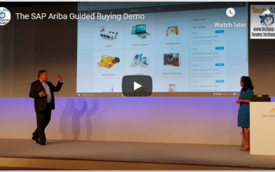 The SAP Ariba Buying Guide Demo